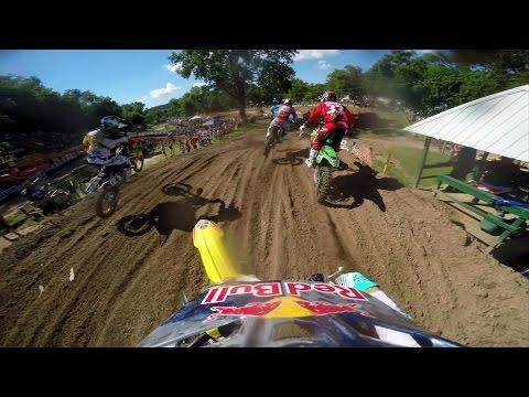 GoPro: Ken Roczen Moto 2 - Spring Creek MX Lucas Oil Pro Motocross Championship 2015