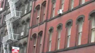 New York City - Video Tour of SoHo, Manhattan