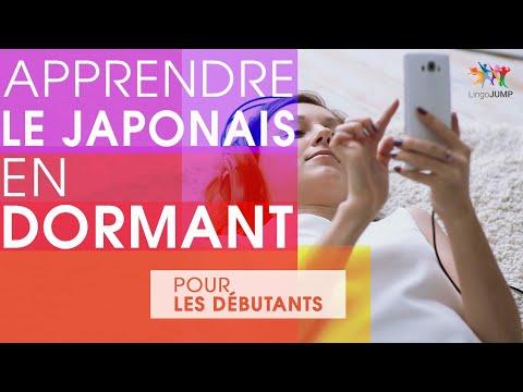 Apprendre Le Japonais En Dormant  Niveau Débutant ! Apprendre Des Mots & Phrases Japonais En Dormant