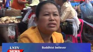 Lao News On Lntv:  Noodle Soup, Boiled Chicken Are Highly Recommended Dishes.11/5/2014
