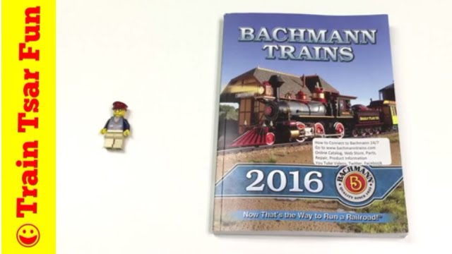 bachmann catalog 2016 thomas friends trains overview youtube. Black Bedroom Furniture Sets. Home Design Ideas