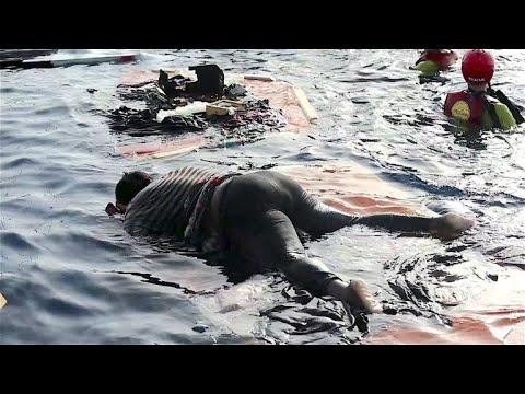 Mittelmeer Tote