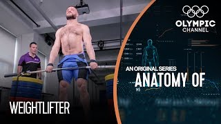 Anatomy Of A Weightlifter: What Are Dmytro Chumak