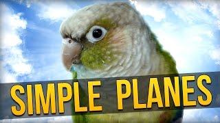 simpleplanes wheatley in simpleplanes simple planes gameplay user creations