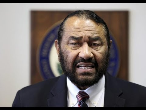 EPIC FAIL: Democrats join Republicans to block Al Green's President Trump impeachment resolution