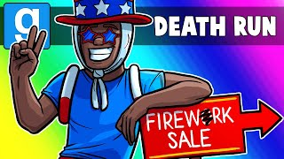 Gmod Death Run Funny Moments - 4th of July 2018 Edition! thumbnail