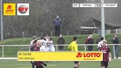 Torshow der Oberliga Niedersachsen: 20. Spieltag