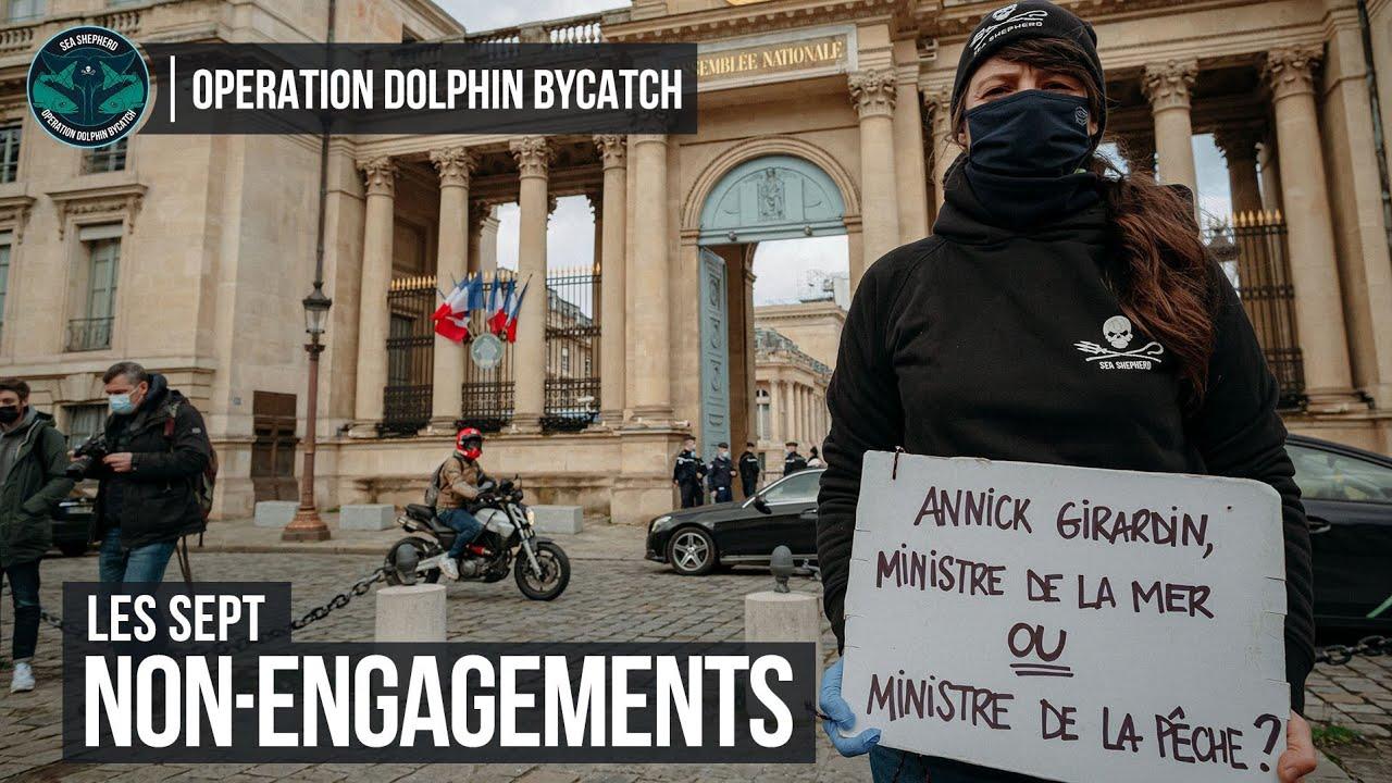 Ministère de la Mer : les 7 engagements qui n'engagent à rien