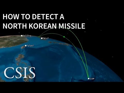 How It Works: Detecting a North Korean Missile Strike on Guam