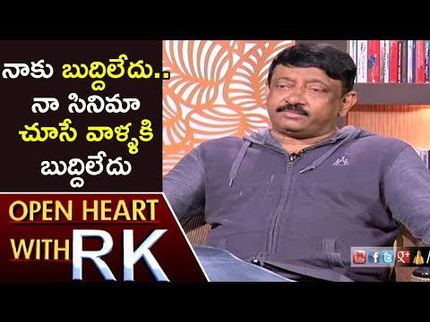 Ram Gopal Varma About Producer Responsibility | Open Heart with RK | ABN Telugu
