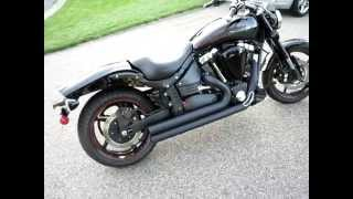 2009 Yamaha Midnight Warrior