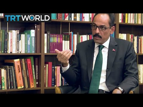 Strait Talk: Exclusive interview with Turkish Presidential S