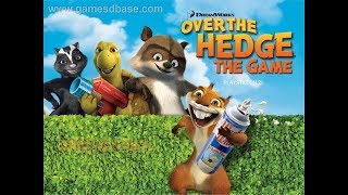 Dreamworks Over The Hedge (PS2,PC,Gamecube And XBOX) Full Walktrough [Longplay]