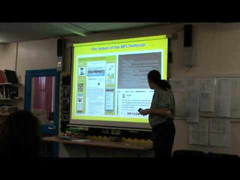 Oxford MFL workshop: Joe Dale - Languages and new technologies (Part 1)
