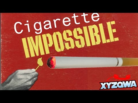 Cigarette Impossible - Prank Call