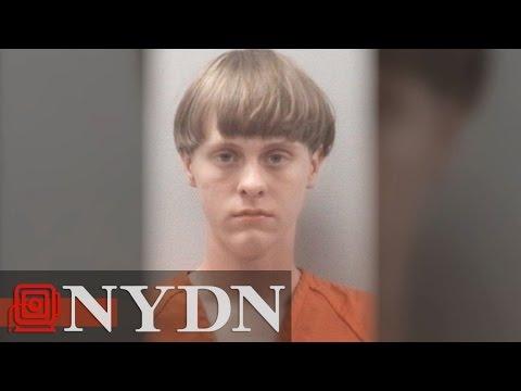 Dylann Storm Roof captured in North Carolina