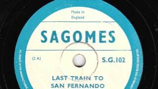 Last Train To San Fernando [10 inch] - Casablanca Steel Orchestra