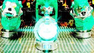 よみがえるキュータマ合体 DXケルベロスボイジャー  Cerberus Voyager