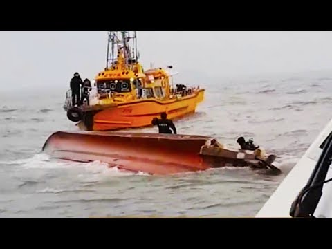 Deadly accident: Fuel tanker captain arrested over deadly crash with fishing vessel in South Korea