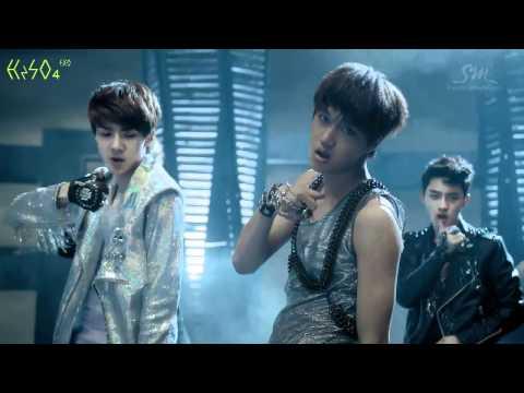 EXO MAMA MV mashup (Chinese and Korean ver.)