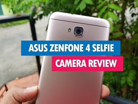 ASUS Zenfone 4 Selfie (ZD553KL) Camera Review with Camera Samples