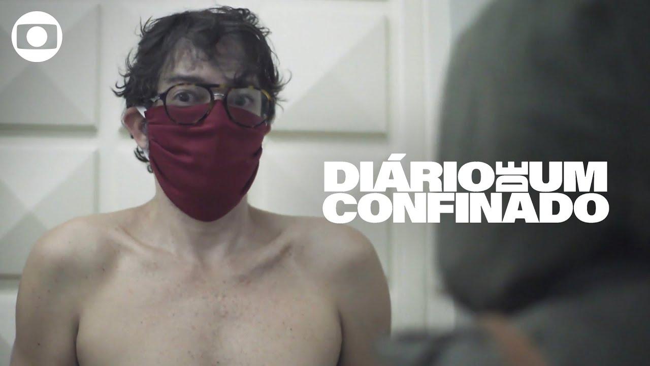 Diário de um Confinado: Murilo só está tentando sobreviver na quarentena