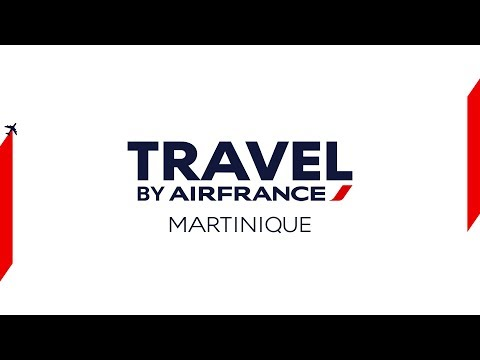 Travel by Air France – Fort de France