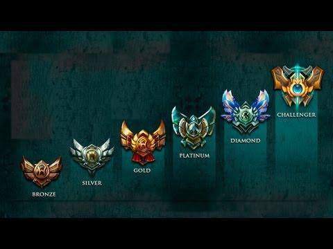 видео: [lol] Новая система ранговых игр