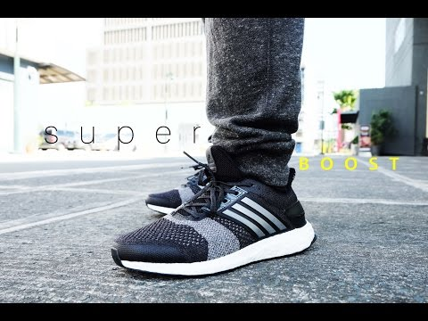 adidas super boost review