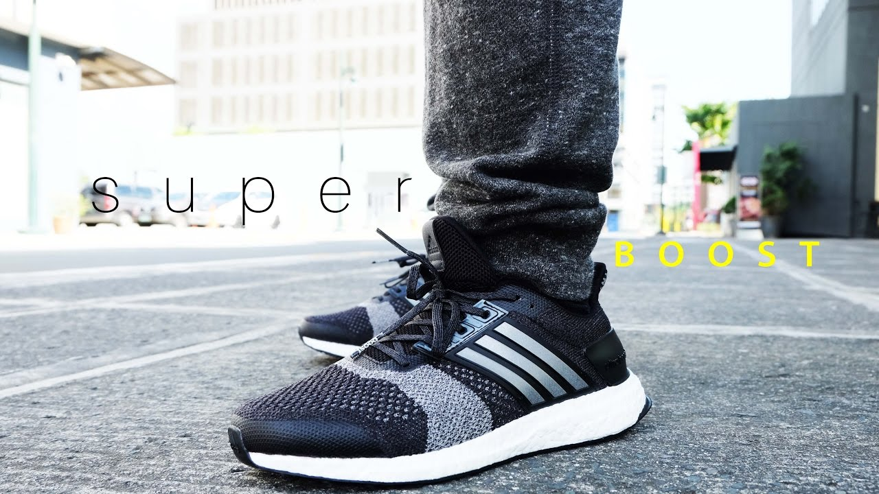 new concept 887f6 a9586 Adidas Ultraboost ST Review SUPER BOOST for 2017 - YouTube