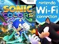 Sonic Colors Wifi Connection