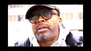 Spike Lee thanks Dillard Film, Keith Alan Morris, and the University: OLDBOY