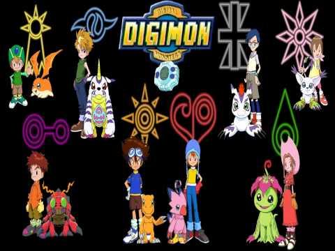 Digimon Adventure Soundtrack - 13 - Mimi's Song