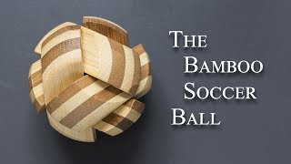 The Bamboo Soccer Ball
