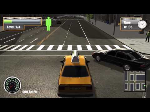 New York City Taxi Simulator Gameplay