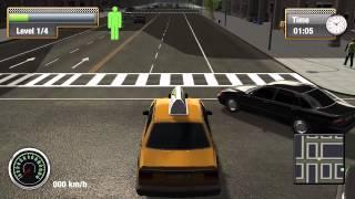 New York City Taxi Simulator Gameplay