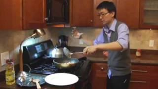 Mapo Tofu - Cooking with Steven (Episode 1, Season 2)