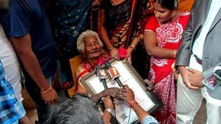 Oldest Person Living (Female) enters into High Range World Records