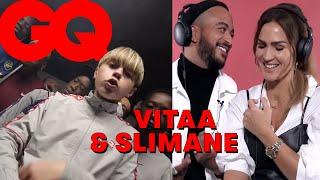 Vitaa & Slimane jugent le …