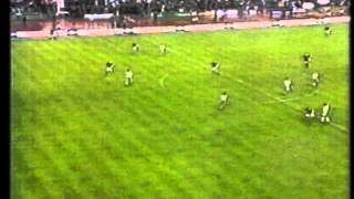 Футбол България - Германия 1995 - Второ полувреме Част 1/4