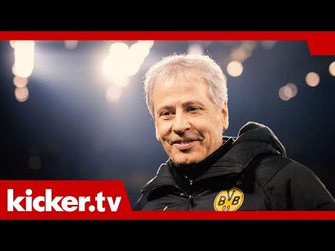 Favre warnt nicht nur vor Neymar - BVB erwartet PSG | kicker.tv