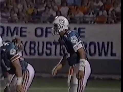"1990 Wk 07 ""Through The Eyes Of Dan Marino"" - ESPN Feature"