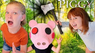 Roblox PIGGY In Real Life - Chapter 16: Infected Forest