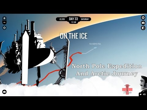 80 Days - North Pole Expedition and Arctic Journey (Let's Play)