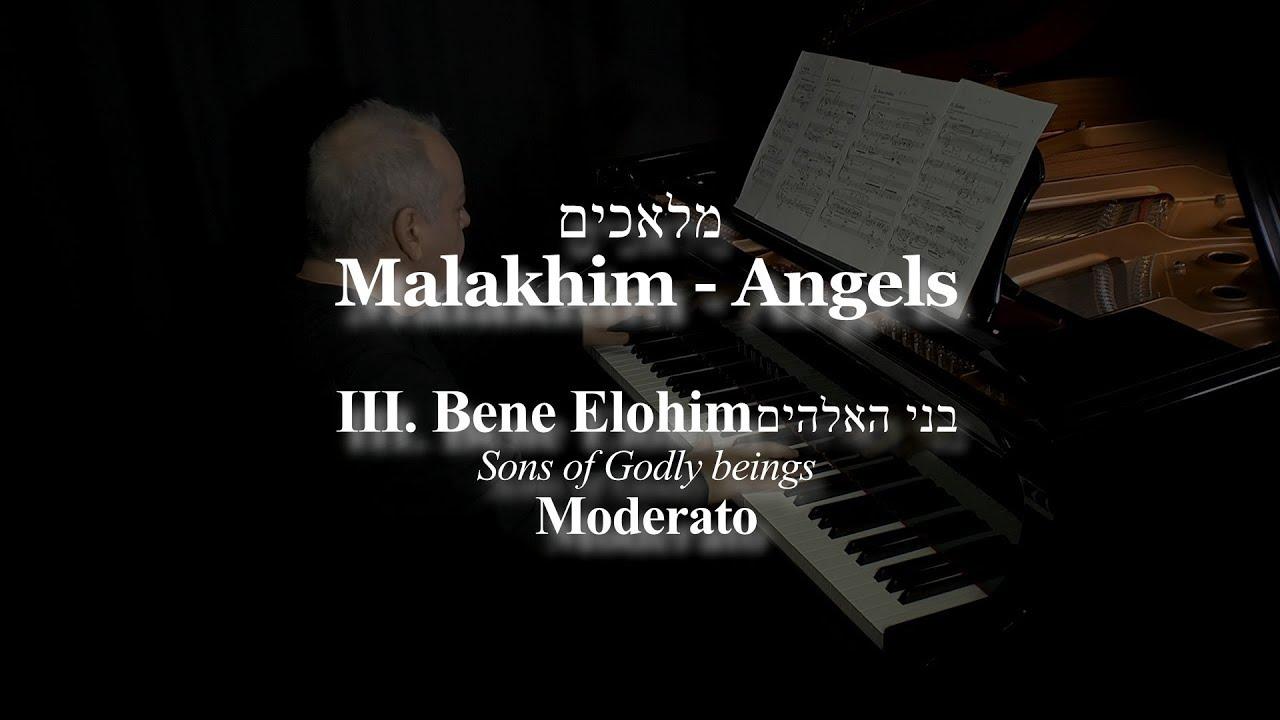 Malakhim-Angels No  3: Bene Elohim: Moderato