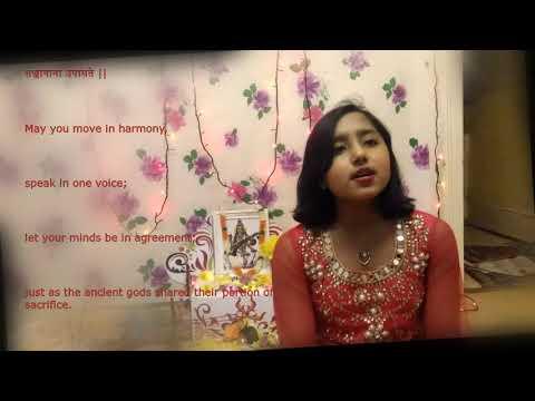 Sangacchadwang - The vedic song by Tiasa Nandy