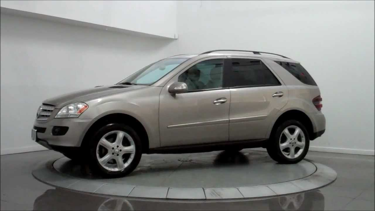2008 mercedes benz ml350 4matic youtube for 2008 mercedes benz ml350 problems