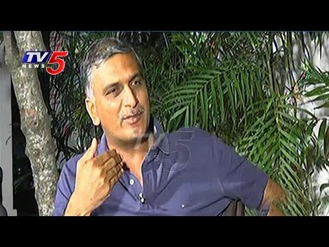 Harish Rao Innerviews On Two Years Of KCR Govt | TV5 Progress Report On KCR Govt | TV5 News