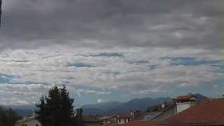 Time Lapse Clouds: AltoStratus