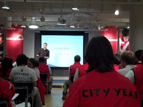 City Year: The Seven Habits of Highly Effective City Year Corps Members